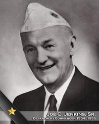 Joe. C. Jenkins, Sr.