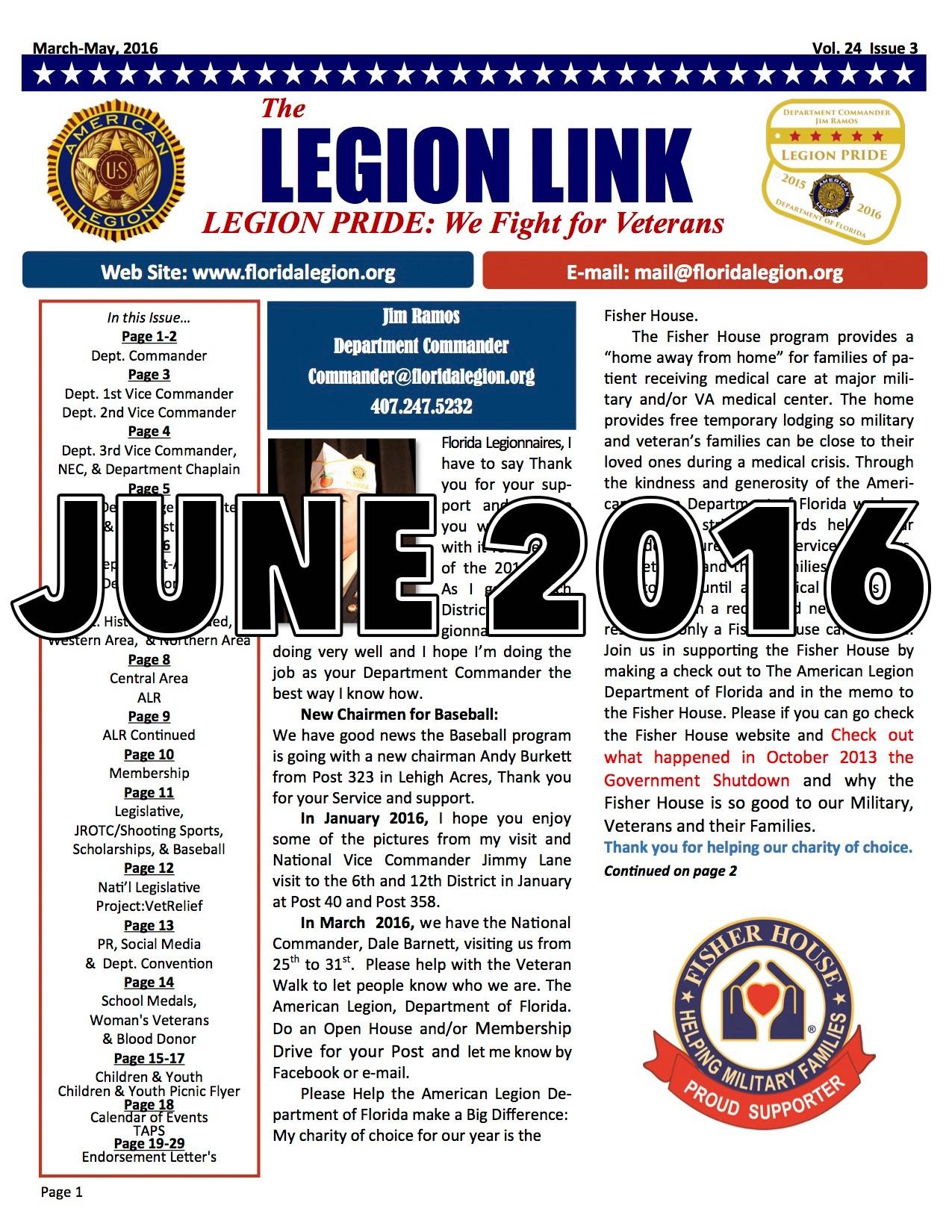 June 2016