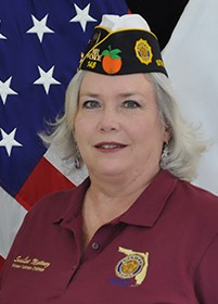 Susi Martinez, Women Veterans Chair