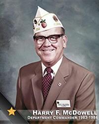 Harry F. McDowell