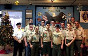 Boy Scout Troup 371