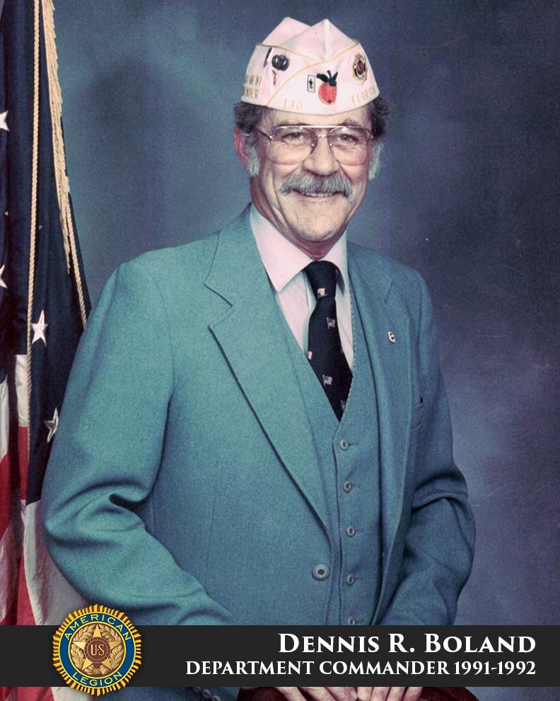 Dennis R. Boland