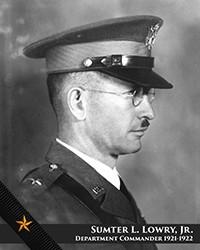 Sumter L. Lowry, Jr.