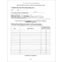 Credit Card Authorization Transmittal Form