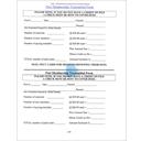 Post Membership Transmittal Form