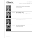 2019 Session Military Veteran Legislators