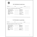 SAL Membership Transmittal