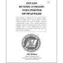 Jr. Shooting Sports Three-Position Air Rifle Rules