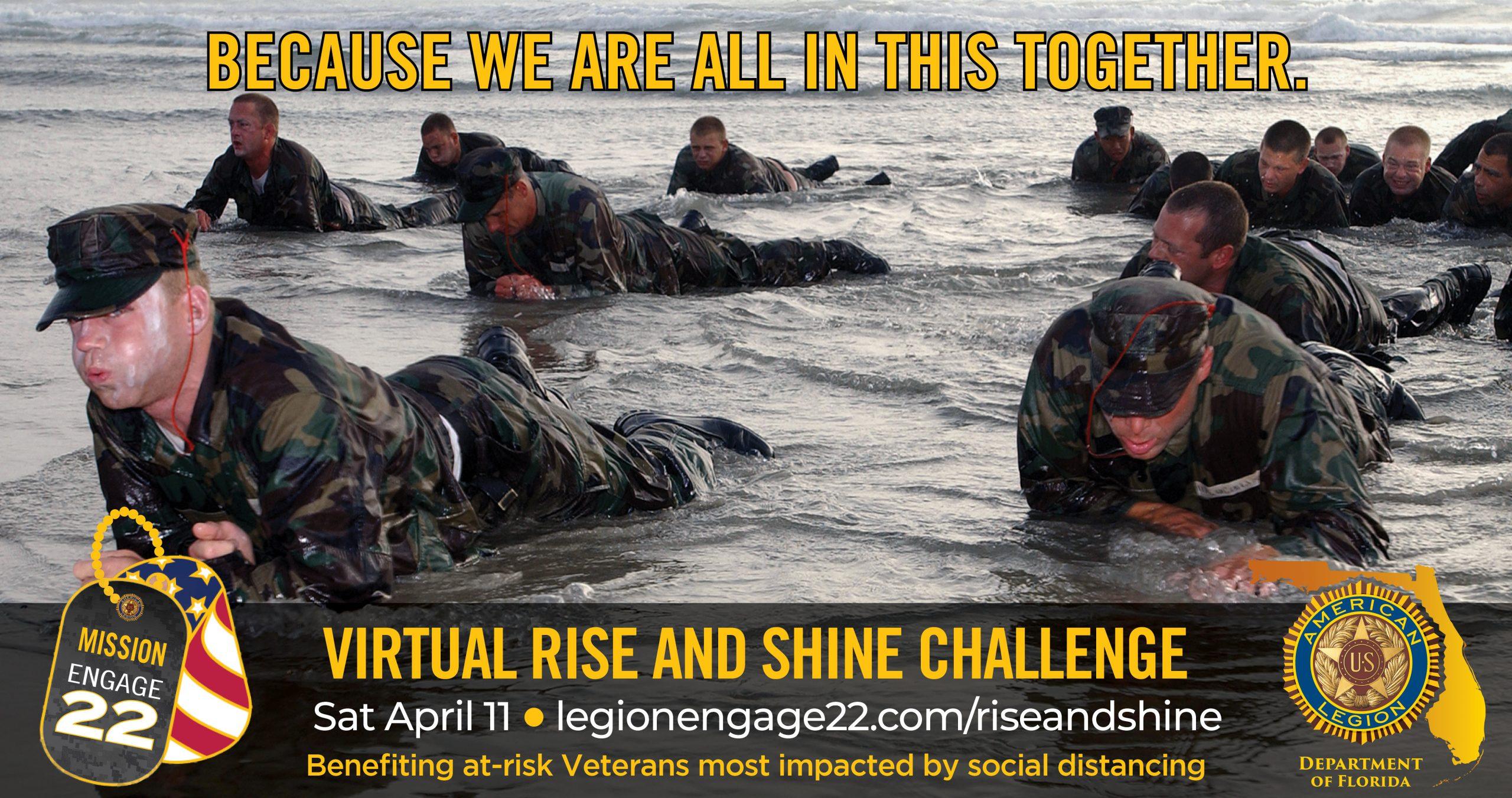 Rise and Shine Challenge