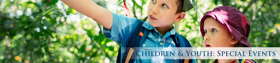 Children & Youth: Special Events