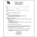 Medical School Scholarship