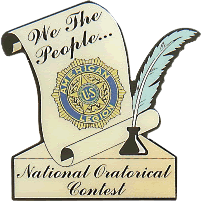 The American Legion Oratorical Competition