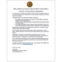 School Medals Information Packet