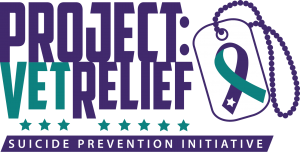 PROJECT: VetRelief Suicide Prevention Initiative