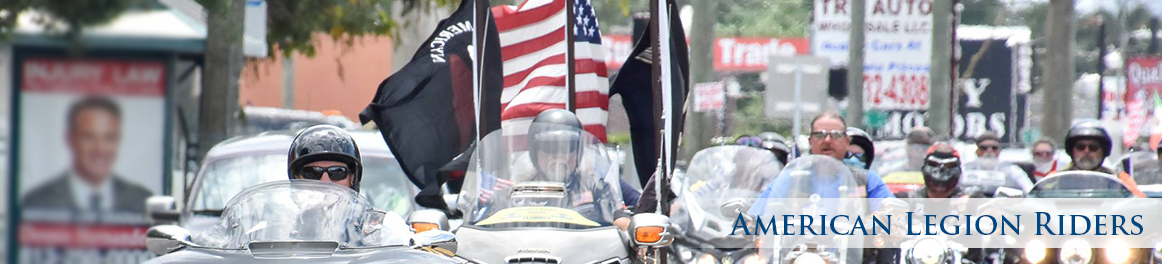 American Legion Riders: About