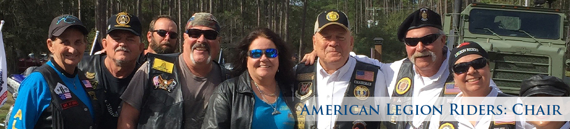 American Legion Riders: Chair
