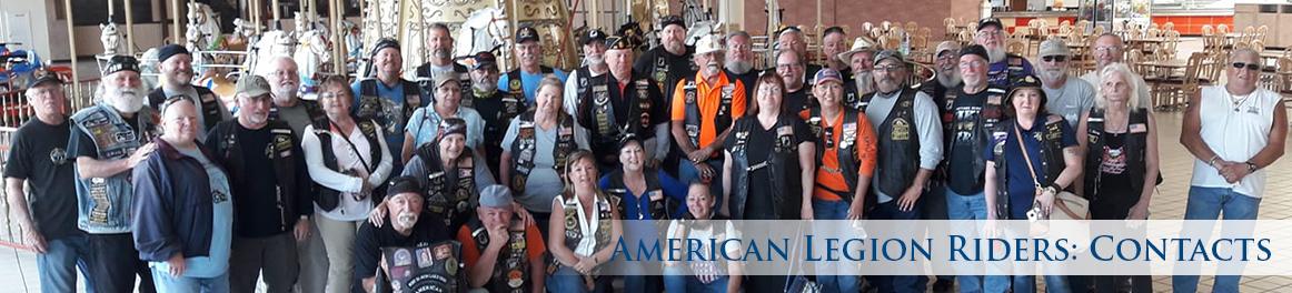 American Legion Riders: Contacts