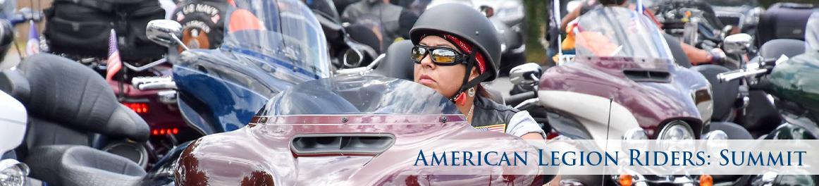 American Legion Riders: Summit