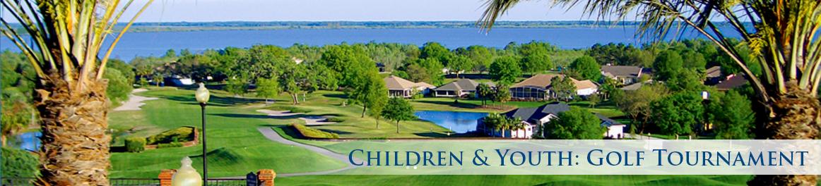 Children & Youth: Golf Tournament