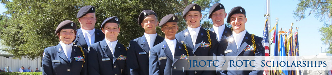 JROTC / ROTC: Scholarships