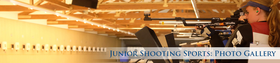 Junior Shooting Sports: Photo Gallery
