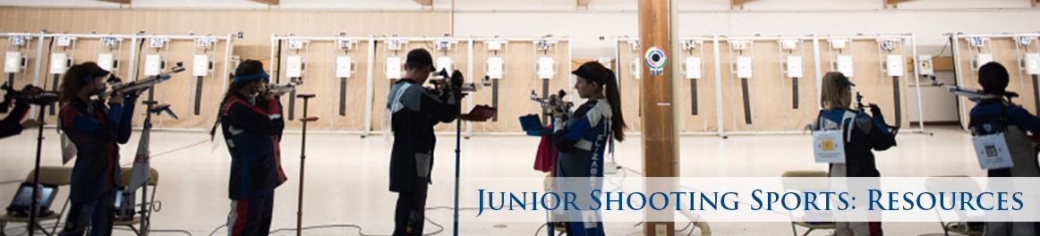 Junior Shooting Sports: Resources