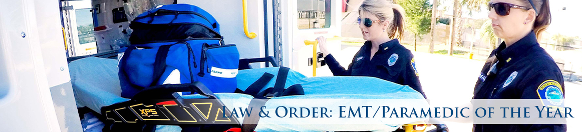 Law & Order: EMT/Paramedic of the Year