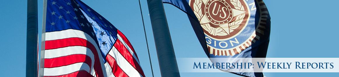 Membership: Weekly Reports
