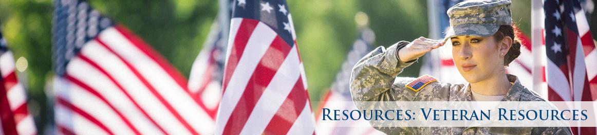 Resources: Veteran Resources