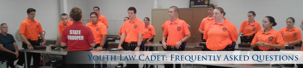 Youth Law Cadet: FAQ