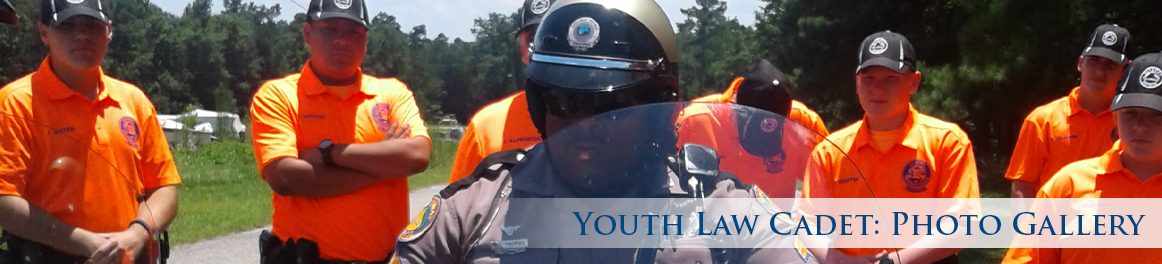 Youth Law Cadet: Photo Gallery