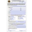 Permanent Charter Application