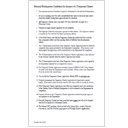 Temporary Charter Guidelines