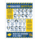 COVID-19 Safety Flyer