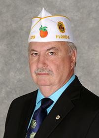 Department Commander Jerry Brandt
